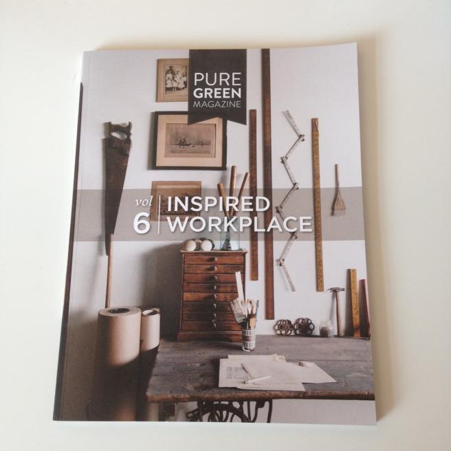 Read: Pure Green Magazine