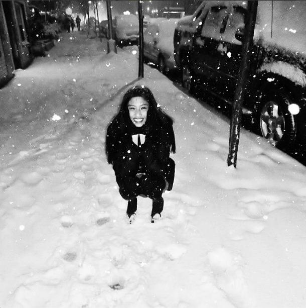 Manuela in NYC