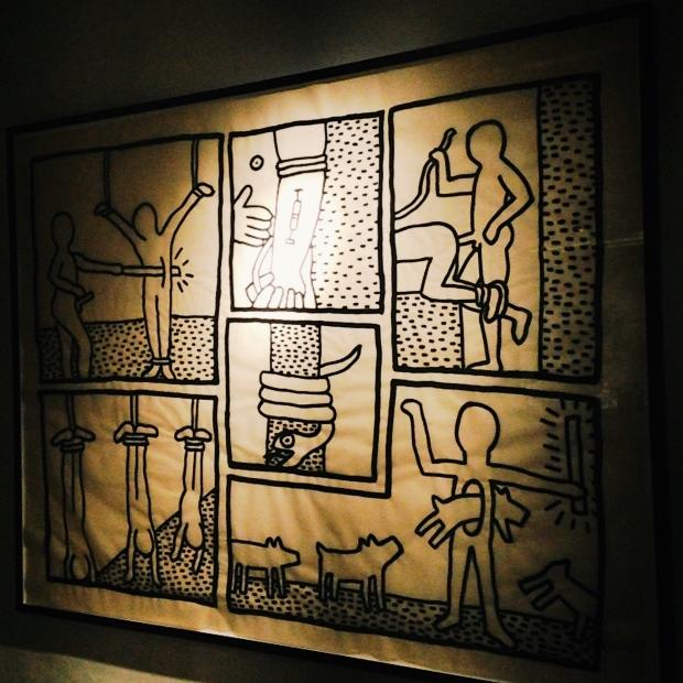 Bibo Keith Haring